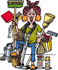 Cleaning House Woman Cleaning House Clip Art Google Search Dress Like A Lady