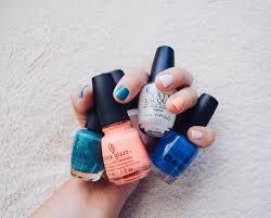 5 spring nail polish colors u2014 house of mark