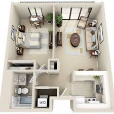 Best   Bedroom House Plans Ideas On Pinterest Guest Cottage - One bedroom designs