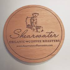 do you have a cool business logo advertise with coasters design