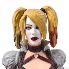 dc collectibles arkham knight harley quinn high res gallery the