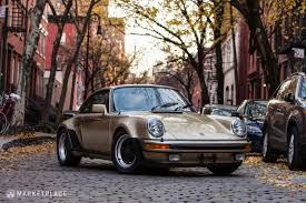 porsche whale tail one owner 15k mile 1977 porsche 930 turbo carrera 300 000