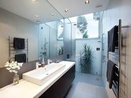 stylish bathroom ideas ceiling glass design ideas for bathroom looks more stylish