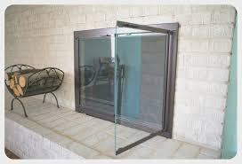 fireplace gas fireplace glass doors gas fireplace glass doors