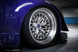 widebody porsche 993 ultraviolet purple rwb 993 brixton forged wheels