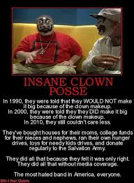 Icp Magnets Meme - the most hated band in america everyone insane clown posse