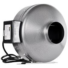 amazon com ipower 4 inch 190 cfm duct inline fan vent blower for