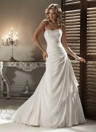 wedding dress a line wedding dresses a line fashionoah