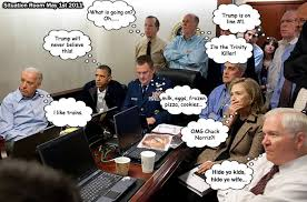 Situation Room Meme - image 120345 osama bin laden s death know your meme