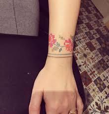 27 amazing cross stitch tattoo designs tattooblend