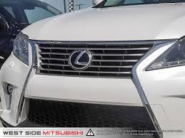 lexus rx white used used 2015 lexus rx 350 premium u2013awd u2013accident free u2013siriusxm u2013 4 door