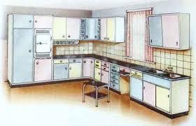 küche 50er küchen