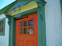 Blue House Orange Door Hope And Thrift May 2015