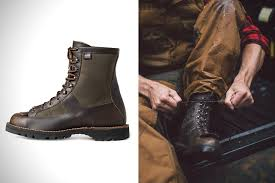 everyday motorcycle boots filson x danner grouse boot hiconsumption