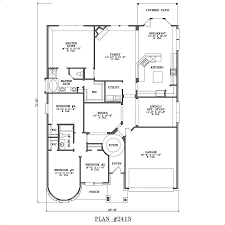 Floor Plans With Wrap Around Porch by One Story Home Plans Plan Of Apartment Building