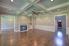 Coffered Ceiling Lighting by Coffered Ceiling Construction With Skylight Dzuls Interiors