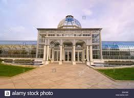 domed conservatory lewis ginter botanical garden richmond virginia