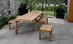 Creative Of Wooden Outdoor Furniture Choosing Durable Wood For A - Wood patio furniture