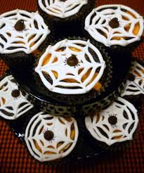 halloween spider web cake halloween black bottom cupcakes sweet simple stuff