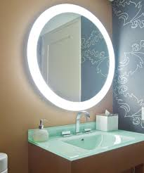 trinity lighted mirror electric mirror