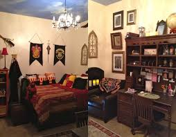 Harry Potter Room Decor Awesome Harry Potter Bedroom On Harry Potter Bedroom Ideas Harry