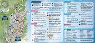 Universal Orlando Park Map by 2014 Hollywood Studios Park Map Walt Disney World Park Maps