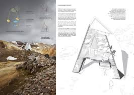 iceland trekking cabins competition winners
