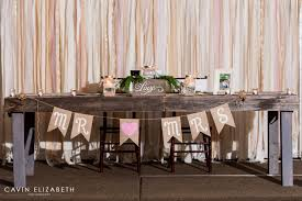 should we have a sweetheart table san diego wedding
