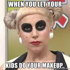 No Makeup Meme - panda no makeup meme life style by modernstork com