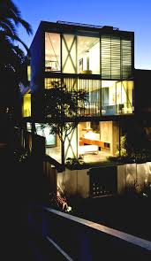 facade house design imanada front doors white exterior lighting