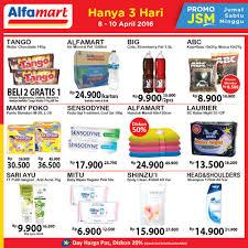 Pasta Gigi Di Alfamart promo jsm jumat sabtu minggu alfamart hanya 3 hari 8 10 apr 16