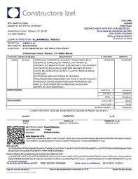 plantilla de nomina para rellenar ejemplos de la versión impresa de un cfdi gncys factura