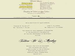 Wedding Invitations San Antonio Quintoses Question U0027improper Ties U0027 Inquirer News