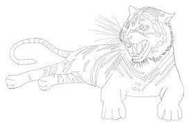 tiger archives drawing art u0026 skethes