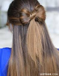 hair bow with hair party hairstyles top 25 hair styles for 2017 luxy hair