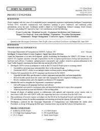 it project engineer sample resume 4 project engineer resume sample