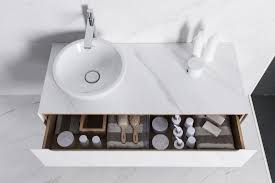 Porcelanosa Bathroom Furniture by The New Tile Bathroom Furniture Series Clad In Xlight Premium