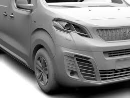 peugeot expert dimensions peugeot expert l3 2017 3d model vehicles 3d models base 3ds max