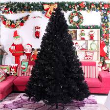 black christmas tree 3 0m 300cm black christmas tree decorations christmas gifts