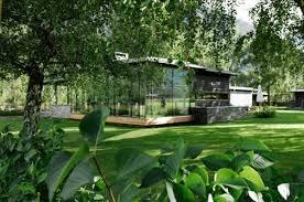 Bedroom Design Blog Scandinavian Modern Glass House Green Home Design - Modern home design blog
