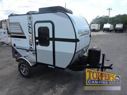 get safety and comfort in the new 2018 forest river rockwood geo