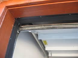 garage door seal replacement garage doors garage door weather seal sides and top best side
