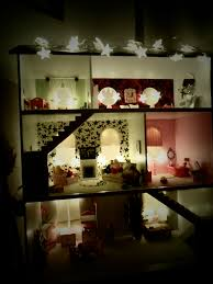 Fairy Lights Childrens Bedroom by Children Olga The D I Wife