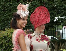 photos crazy hats royalty steal show at 2017 ascot ladies u0027 day