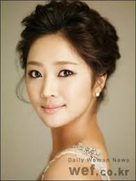 bridal hair for oval faces best 25 korean wedding hair ideas on pinterest wedding hair