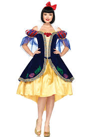 3pc deluxe snow white costume storybook character costumes