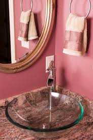 modern bathroom pretty pink girls kids design ideas with white