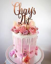 cake toppers birthday xoxo design birthday cake toppers
