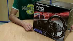 volante ps3 thrustmaster unboxing volante thrustmaster t80 drive club edition oficial ps4