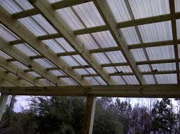 Fiberglass Patio Cover Panels by